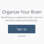 WorkFlowy企画:第一回:WorkFlowyとは何なのか?